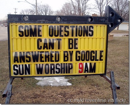 googleanswers